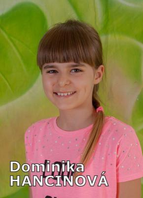 Dominika HANCINOVÁ