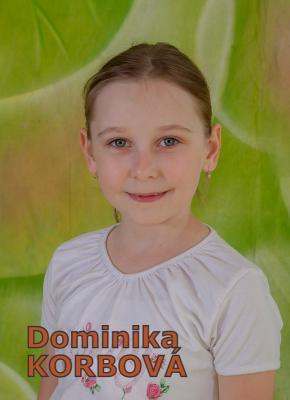 Dominika KORBOVÁ