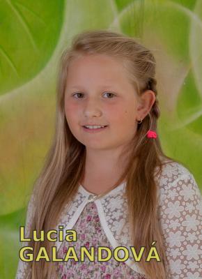 Lucia GALANDOVÁ