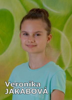 Veronika JAKABOVÁ