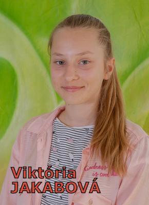 Viktória JAKABOVÁ